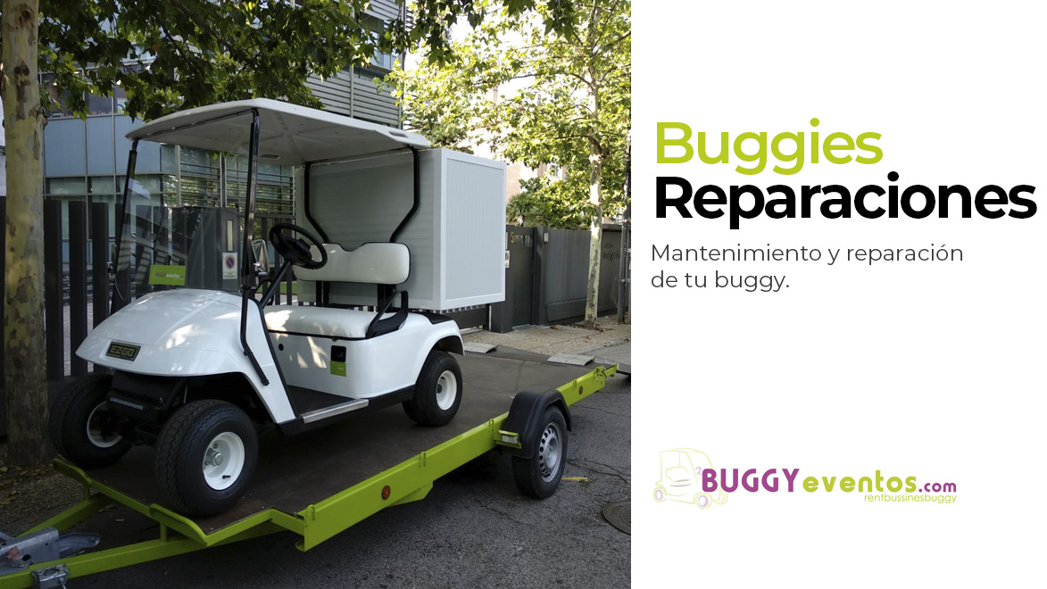 slider buggies mantenimiento