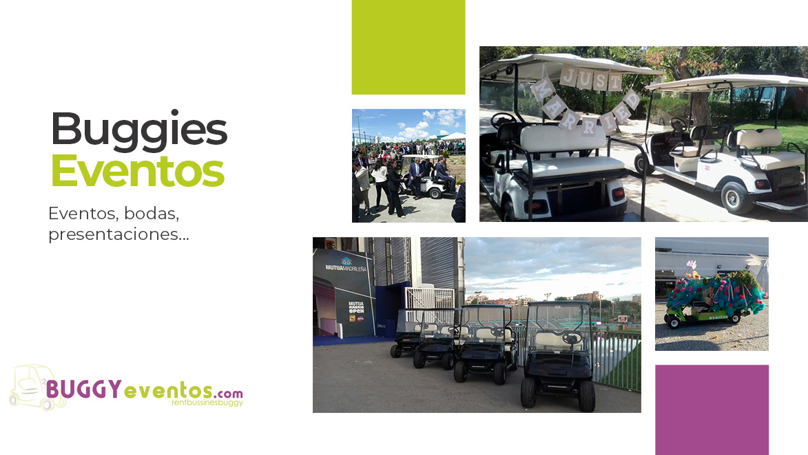 slider eventos buggies